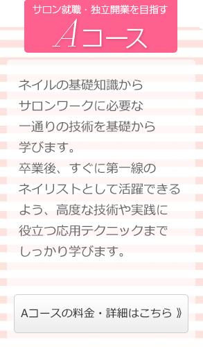 ネイルスクール【Aコース】